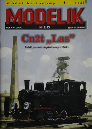 """MOD-343   *   7\13   *   Cn2t """"Las""""(1:25)"""