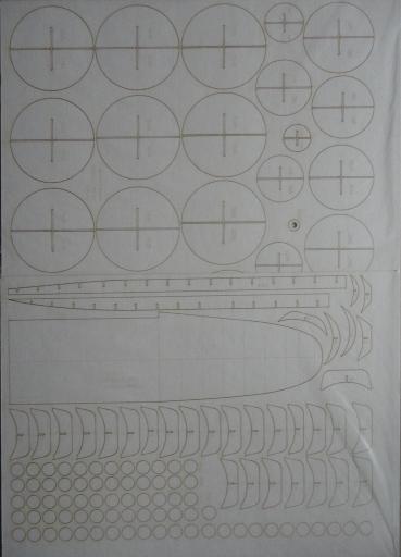 резка  USS  OHIO (1:200)   *   MODELIK  22\07