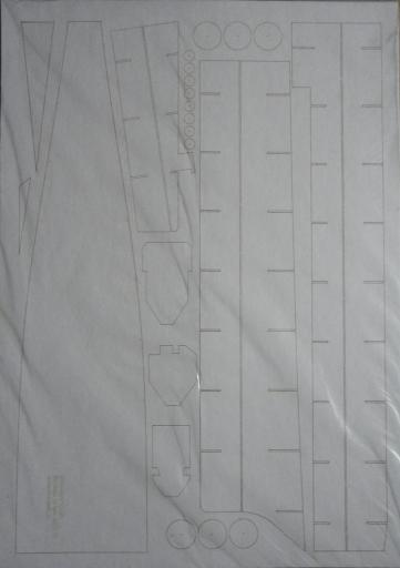 резка  INDIANAPOLIS (1:200)   *   MODELIK  22\06