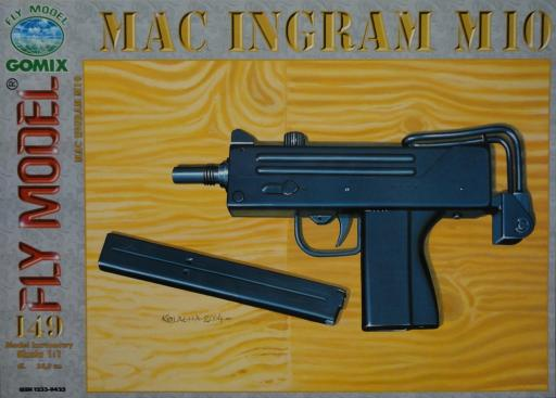 GOM-149   *   MAC   INGRAM  M-10(1:1)