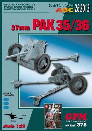 GP-363  *   26\13\378   *    PAK 35\36  37mm(1:25)